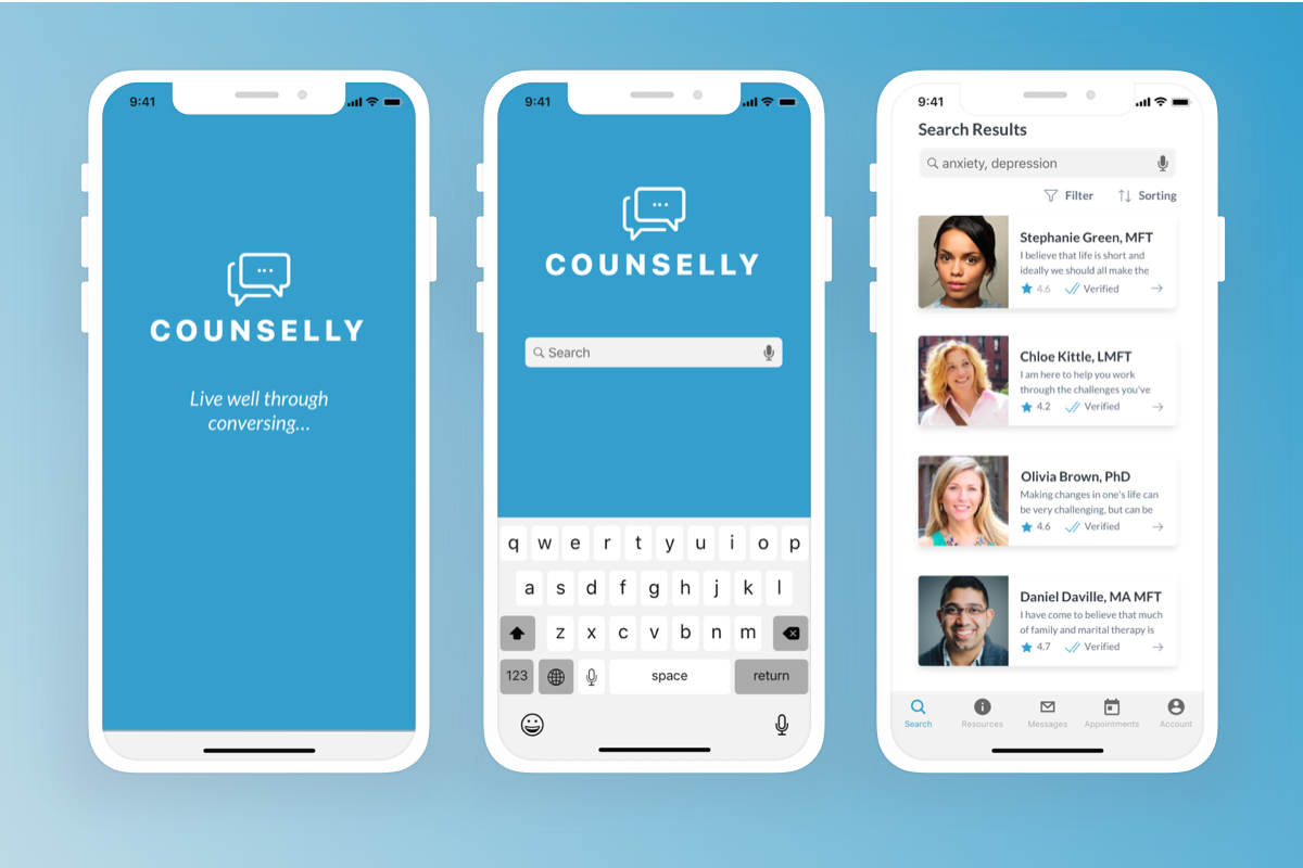 Counselly App