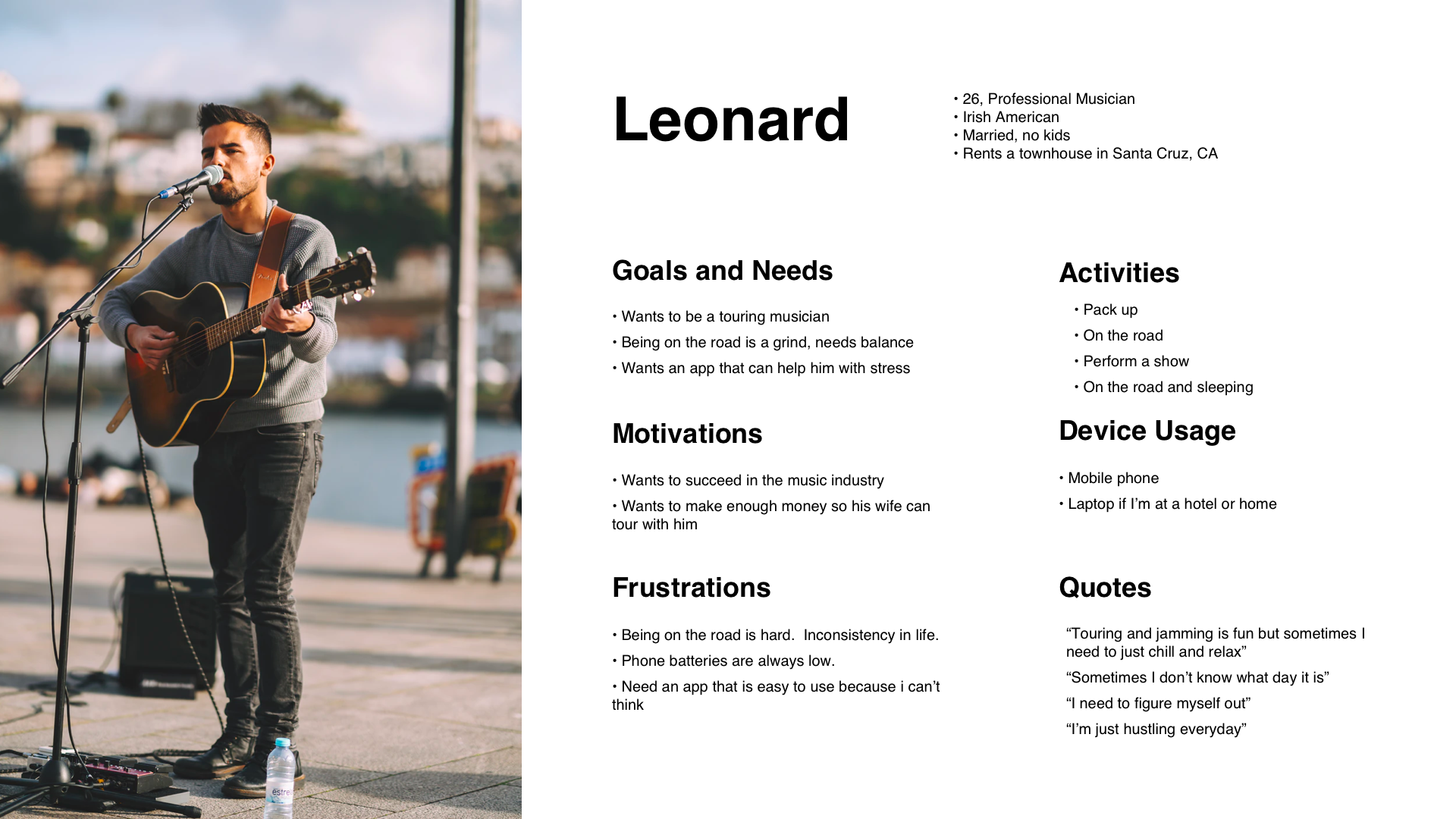 Persona 3 Leonard