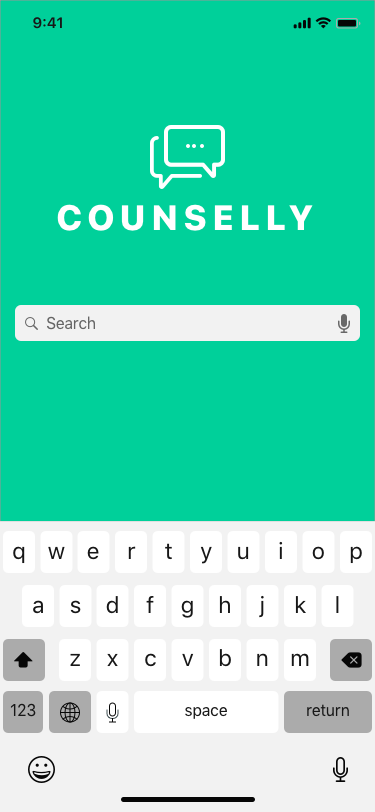 Search with keys